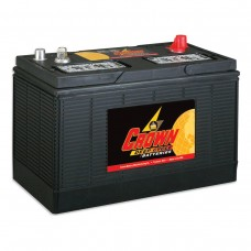 Baterie CROWN Deep Cycle 12V 130Ah/C20, 105Ah/C5