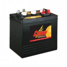 Baterie CROWN Deep Cycle 6V 235Ah/C20, 190Ah(/C5
