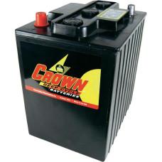 Baterie CROWN Deep Cycle 6V 240Ah/C20, 195Ah/C5