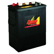 Baterie CROWN Deep Cycle 6V 330Ah/C20, 270Ah/C5