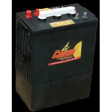 Baterie CROWN Deep Cycle 6V 430Ah/C20, 340Ah/C5