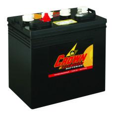 Baterie CROWN Deep Cycle 6V 205Ah/C20, 170Ah/C5