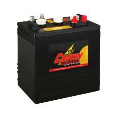 Baterie CROWN Deep Cycle 6V 260Ah/C20, 215Ah/C5