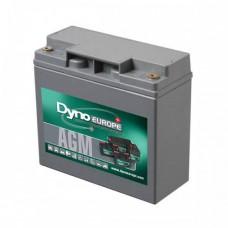 Baterie AGM DYNO 12V 18.5Ah/C20, 15.5Ah/C5