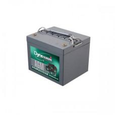 Baterie AGM DYNO 12V 46.2Ah/C20, 37.7Ah/C5