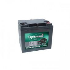 Baterie AGM DYNO 12V 56Ah/C20, 48Ah/C5