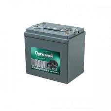 Baterie AGM DYNO 6V 200Ah/C20, 166Ah/C5