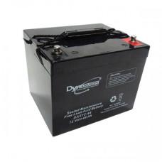 Baterie AGM DYNO 12V 42Ah/C20, 36Ah/C5
