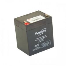 Baterie AGM DYNO 12V 5Ah/C20, 4.25/C5