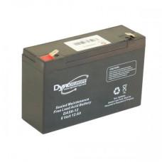 Baterie AGM DYNO 6V 12Ah/C20, 10.2Ah/C5