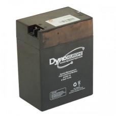 Baterie AGM DYNO 6V 14Ah/C20, 11.9Ah/C5