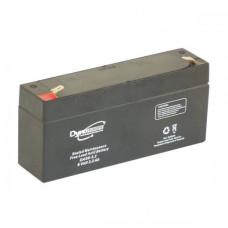 Baterie AGM DYNO 6V 3.2Ah/C20, 2.7Ah/C5