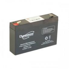 Baterie AGM DYNO 6V 7Ah/C20, 5.95Ah/C5