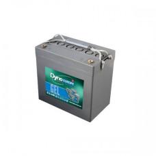 Baterie cu GEL DYNO 12V 59.7Ah/C20, 49.7Ah/C5
