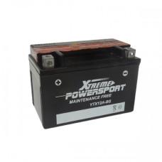 Baterie MOTO Xtreme POWERSPORT 12V 10Ah