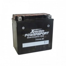 Baterie MOTO Xtreme POWERSPORT 12V 12Ah